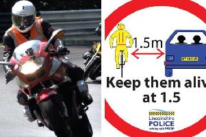 This week, Lincolnshire Police are supporting the NPCCs (National Police Chiefs Council), 2Wheels Campaign.