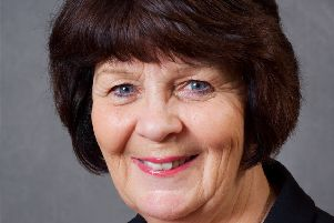 Coun Patricia Bradwell, of Lincolnshire County Council.
