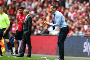 Sunderland boss Jack Ross has received backing despite his failure to win promotion.