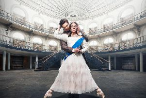 New ballet Victoria is being show at cinemas in Lincoln and Scunthorpe this month