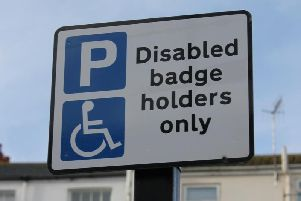 An inspection by street wardens on market day in Castleford found some drivers were using blue badges illegally.