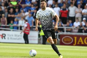 Blackpool are interested in Ryan Tafazolli after the defender left Peterborough United.