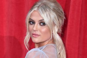 Blackpool actress Lucy Fallon