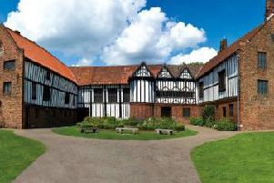Gainsborough Old Hall.