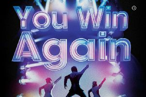 You Win Again comes to the Baths Hall this autumn