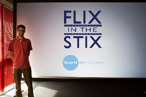 Flix in the Stix wants to bring the cinema to your village