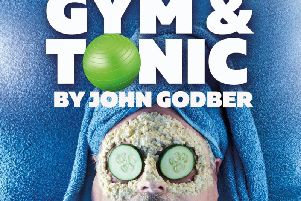 John Godber's Gym & Tonic comes to Lincoln this month