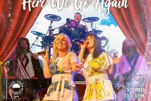 Gimme Abba comes to the Plowright this month
