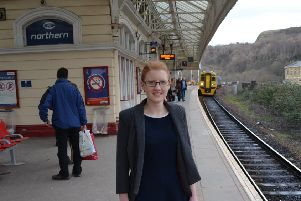 Timetables: MP Holly Lynch and Sowerby Bridge councillors want rail bosses to reverse their decision.