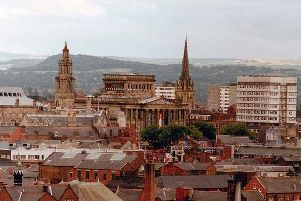Preston could get up to 25m as part of the Towns Fund.