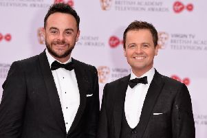 Ant and Dec. Photo - Jeff Spicer/Getty Images