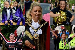 In pictures: Thousands join the fun at Normanton Gala 2019
