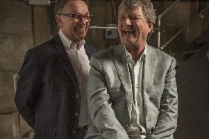 Squeeze are live at the Baths Hall next month.
