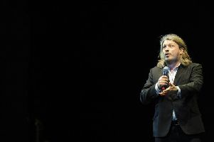 Richard Herring is bringing his latest show to York. Photo by Ben Pruchnie/Getty Images