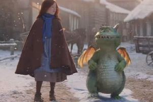 For the first time,John Lewis and Waitrose have teamed up for their Christmas adverts.