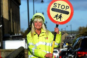Lollipop lady Irene Reid OBE will officially open Longridge Does Christmas at 6.30pm in the Station Courtyard.