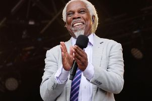 Billy Ocean is bringing his 'One World' tour to Blackpool Opera House in 2020.