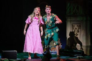 Peter Pan at Blackpool Grand Theatre. Pictures: Martin Bostock