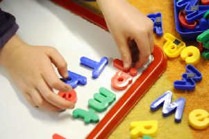 Average hourly fee charged by childcare providers for three and four-year-olds in Lancashire was 4.50 in 2019