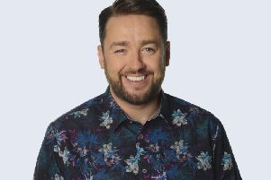 Jason Manford announces new show 'Like Me' is coming to Blackpool