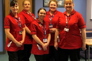 Lancashire and South Cumbria NHS Foundation Trust has hit an 80 per cent flu jab target for staff
