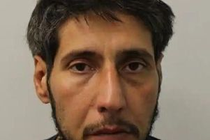 Abdulah Husseini has been arrested in London after failing to turn up at court in Blackpool on charges of theft and fraud.