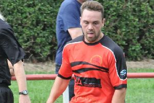 Billy McKenna has helped Garstang enjoy a promising first season at the former North West Counties League level