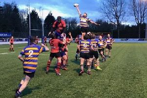 Garstang RUFC edged out Dukinfield at the weekend