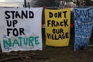 Bolsover Against Fracking say everyone is welcome at their public meeting next week.