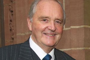 David Steer, who has been appointed as the new High Sheriff of Merseyside