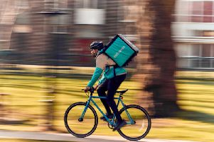 The launch of the Deliveroo app and service in Sunderland will create more than 50 jobs in the first year.