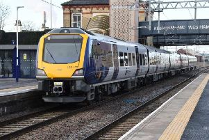 Northern services were disrupted by a broken down train.