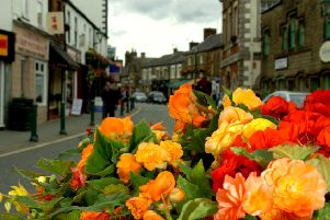 Photo Neil Cross'Garstang Business in Bloom