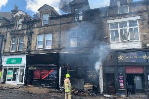 Emergency services have confirmed what they believe to be the cause of a major fire in Harrogate town centre.