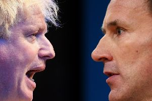 Should Boris Johnson and Jeremy Hunt do more TV debates?