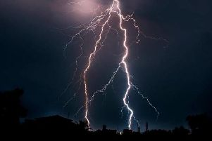 The Met Office is warning of thunderstorms across Lancashire tonight (Wednesday, July 23)