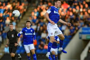 Action from Chesterfield v Woking. Picture by John Hobson/AHPIX LTD.