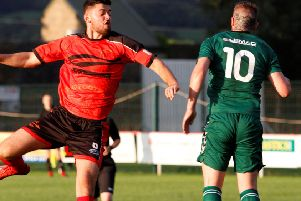 Garstang claimed victory against Holker Old Boys on Bank Holiday Monday