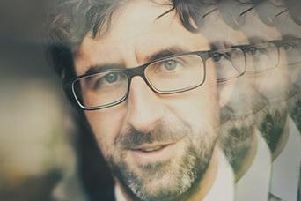 Mark Watson bringsThe Infinite Show to Chorley Little Theatre on Thursday, September12