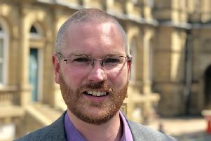 Councillor James Baker (Warley, Lib Dem)