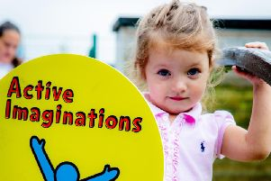Active Imaginations launch in Calderdale