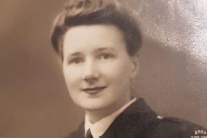 Marion in her younger years