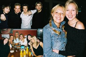 41 pictures from a night out in Halifax back in 2004