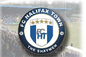 FC Halifax Town badge