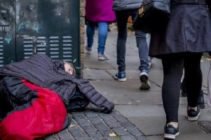 It's World Homelessness Day today.