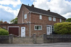 This three bedroom semi on Harlow Avenue in Harrogate sold for more than �30K above the guide price of �220,000.