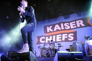 Kaiser Chiefs are coming to Halifax