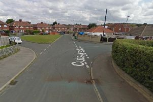 Two teenagers were taken to hospital after a stabbing in Castleford. Photo: Google Maps