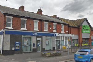 The former RBS branch that Fat Sams Grill House is hoping to move its business to (Image: Google Maps)