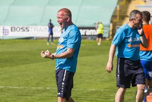 FC Halifax Town: Cup clash all about who wants it more, says Town boss Wild
